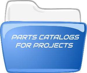 Parts Catlogs For Projects